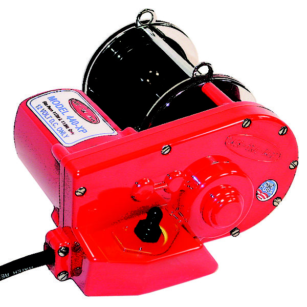 electric fishing reels