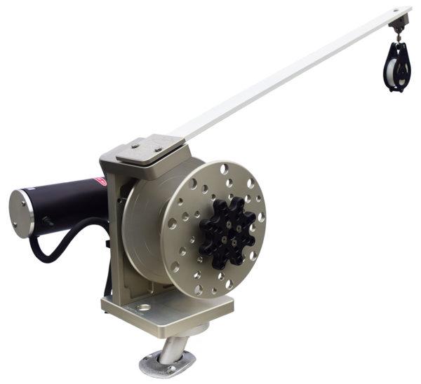 electric fishing reels